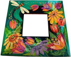 Whimsical Funky Painted Furniture | ... Modern Folk Art, Whimsical Primitives, Painted Furniture & Woodworks