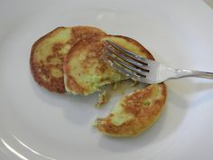 Eggface Sugar Free Pistachio Ricotta Pancakes - Low Carb Weight Loss Bariatric Surgery Friendly Breakfast Recipe