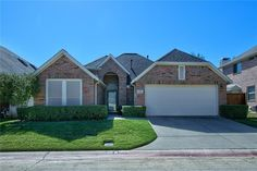 136 Arbor Glen Dr is a terrific low-maintenance home in Euless, TX!