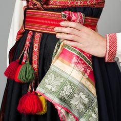 Inkle Weaving, Tablet Weaving, Folk Costume, Costumes, Folk Clothing, Ribbon Embroidery, Dress Outfits, Dresses, Folklore