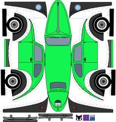 Volkswagen Type G.I.R. by Maneir.deviantart.com on @deviantART