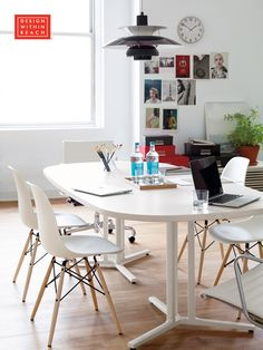 Everywhere Conference Table   Designed by Dan Grabowski for Herman Miller   Design Within Reach