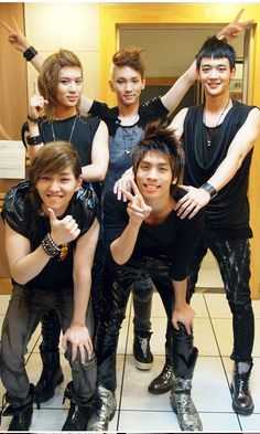 SHINee♡ Lucifer Era. Everyone needs a little Kpop