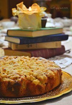 La apple crumble cake è un dolce tradizionale inglese facile da preparare e…