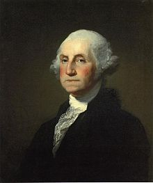 George Washington (February 22, 1732 [O.S. February 11, 1731] – December 14, 1799) was the first President of the United States (1789–1797), the Commander-in-Chief of the Continental Army during the American Revolutionary War, and one of the Founding Fathers of the United States.[3] He presided over the convention that drafted the United States Constitution, which replaced the Articles of Confederation and remains the supreme law of the land.