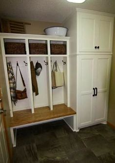 Storage lockers 1