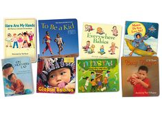 $60     Multicultural Board Book Collection at Lakeshore Learning
