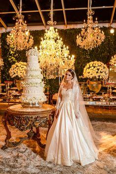 Casamento luxuoso