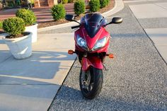 Used 2005 Honda CBR 600F4I1 Motorcycles For Sale in Virginia,VA. Here is my 2005 CBR 600 F4i with 13,058 miles. The bike is in seriously great condition. It runs like new and everything works like it just left the factory. It is completely stock which is rare for sport bikes like this. Everything has been properly cared for and I really babied this bike while I had it.I can include a helmet and cover for the bike if you want. Unfortunately my schedule is just too busy so I don't have the…