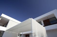 casas con pergolas de concreto - Buscar con Google