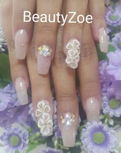 #BeautyZoe - Uñas&Accesorios #Uñasacrilicas #nails #acrilicnails