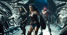 The action-packed 'Justice League' trailer debuted on Saturday, March 25, and fans could barely contain their excitement over the DC Comics superheroes — watch