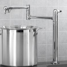212 Best Pot Fillers And Back Splash Images Kitchens Pot Filler