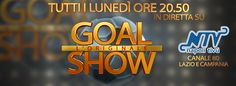 Ritorna il prossimo 5 ottobre, in diretta dagli studi televisivi di Napolitivù, la settima edizione di GOAL SHOW , il noto e apprezzato appuntamento del lunedì sera dedicato al calcio. Condividi:Cl…