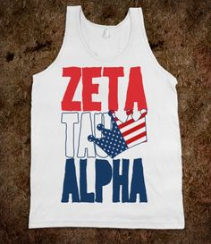 ZTA USA Tank.. I wish I would've seen this sooner so I could get it for the fourth!!