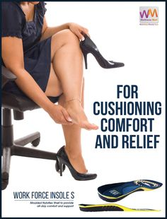 If you're on your feet all day, this is your ultimate solution! Buy here :http://ipt.pw/1t9gSD