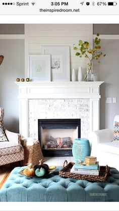 Bedroom Fireplace, Houseplants, Future House, Sweet Home, Mantels, Interior, Decor Ideas, Design, Home Decor