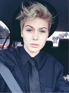 Madison Paige / Tomboy Style