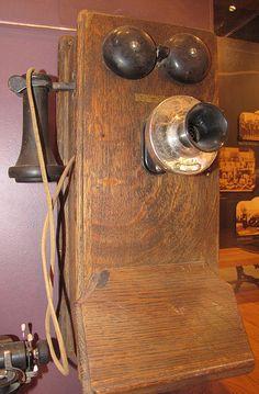 Victorian Telephone by Chante Etan, via Flickr