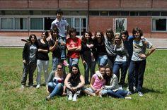 """Classe 2B a.s. 2011/12, Liceo artistico statale """"Stagio Stagi"""" Pietrasanta."""
