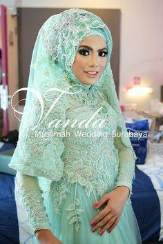 Vanda muslimah wedding sby indonesia