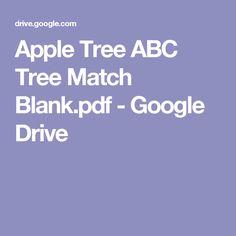 Apple Tree ABC Tree Match Blank.pdf - Google Drive