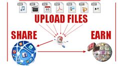 Upload Files - Share - Get Pay Per Download - CashShare