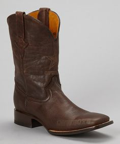 Take a look at this Dallas Cowboys Boot - Men by Old Pro Leather Goods Co. on #zulily today!