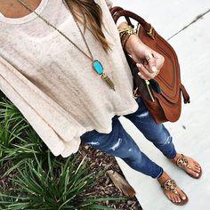 Looks com calça jeans básica