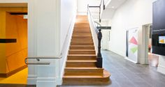 Bastow Institute | Slattery & Acquroff Stairs | stairking.com.au