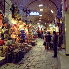 The Medina, Sousse, the Sahel, Tunisia, North Africa, Africa