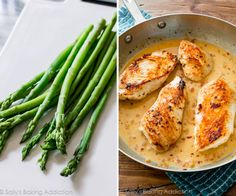 One skillet and 40 minutes is all it takes! Grab the recipe on sallysbakingaddiction.com
