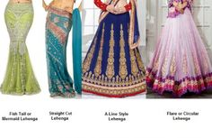 The advantage of Indian attires is that you do not have to starve yourself to look gorgeous on your wedding day. Indian outfits like sarees and lehengas are more suitable for the well endowed bodies. The saree has no form of its own and can be draped to enhance the wearer's structure. The lehenga on the other hand is a pre-stitched long Indian skirt that is available in various cuts and styles............... Discover more articles here: http://strandofsilk.com/indian-fashion-blog