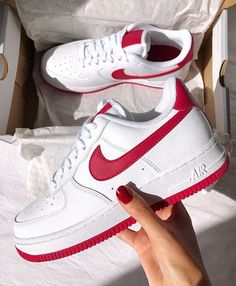 Nike Air Force 1 07 sneakers 5 Techniques in order to Take into Cute Sneakers, Sneakers Mode, Girls Sneakers, Sneakers Fashion, Fashion Shoes, Shoes Sneakers, Nike Women Sneakers, Adidas Shoes, Mens Fashion