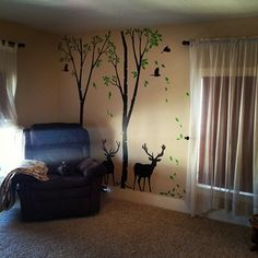 Love the wall decals!