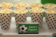 Little Sooti: Soccer Theme Party