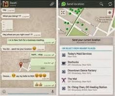 If you want to track whats app location of your kids or someone else then click here and trace location in one step. Get free tips to trace any number activities anywhere.