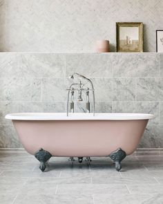 You Have To Know About A Marble Inspired Ensuite Bathroom 29 Neutral Bathroom, Bathroom Inspo, Small Bathroom, Bathroom Ideas, Bathroom Pink, Parisian Bathroom, Zen Bathroom, Bathroom Goals, Classic Bathroom