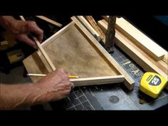 How to harvest brood from a standard hive to be used in a top bar beehive. Instructions and tips to build a universal top bar beehive frame. Top Bar Bee Hive, Hives And Honey, Honey Bees, Bee Hive Plans, Bee Boxes, Bee Farm, Bees Knees, Christmas Wood, Bee Keeping