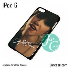 Carly Rae Jepsen iPod Case For iPod 5 and iPod 6