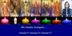 Pasos día a día para recibir en tu casa la energía de los 7 Arcángeles. Seven Archangels, Guardian Angels, Religion, Encendido, Bible, Celestial, Reiki, Archangel, Amor