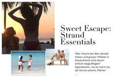 Sweet Escape: Strand Essentials