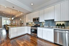 Traditional kitchens and traditional kitchen cabinets on pinterest