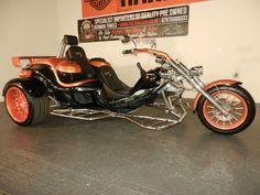 Rewaco RF1 - LT2 Trike 2013