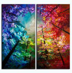 Resultado de imagen para arte abstracto pinturas acrilicas