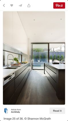 Love the glass panel behind sink, lengthens and opens up the room