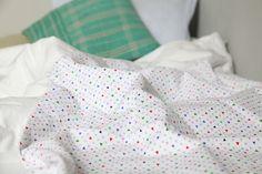 "►•◄ Fabric ""cui-cui"" - Fifi Mandirac for Atelier Brunette // Photographer : Aurélie Lécuyer // All rights reserved"