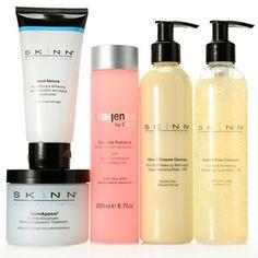 SO COOL WILL ORDER! Skinn Cosmetics Five-Piece Bonus Size Customer Favorites Anniversary Skincare Set
