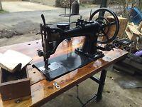 GREAT SINGER MODEL 7-34 INDUSTRIAL SEWING MACHINE Sewing Machine Repair, Machine Head, Vintage Sewing Machines, Industrial, Singer, Studio, Space, Collection, Sew