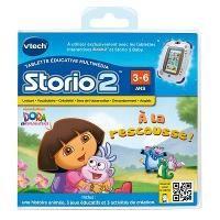 /** Priceshoppers.fr **/ Vtech Jeu pour console de jeux Storio 2 : Dora l'Exploratrice
